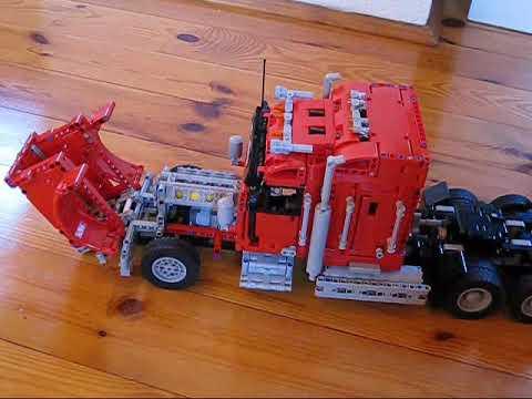 "Lego Technic ""Longnose"" Truck"