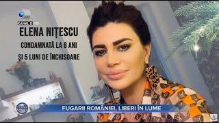 Stirile Kanal D - Topul fugarilor din Romania care traiesc liberi in lume! | Editie de seara