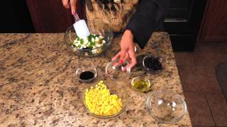 Corn & Feta Dip : Dip Recipes