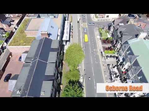 We Love Jesmond! Aerial Drone Footage