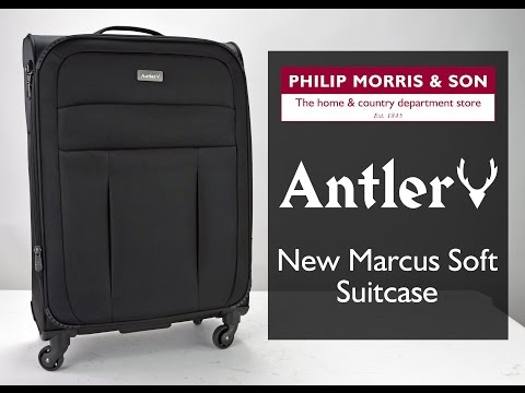 Antler New Marcus Suitcase