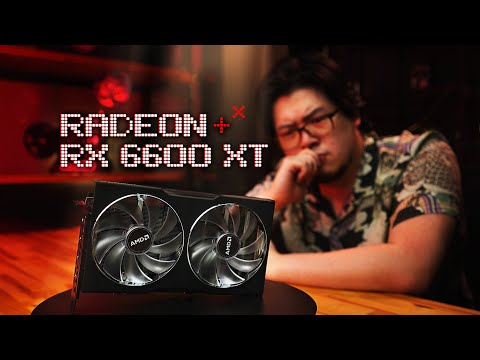 AMD Radeon RX 6600 XT Review - 1080p gaming in 2021? Really?