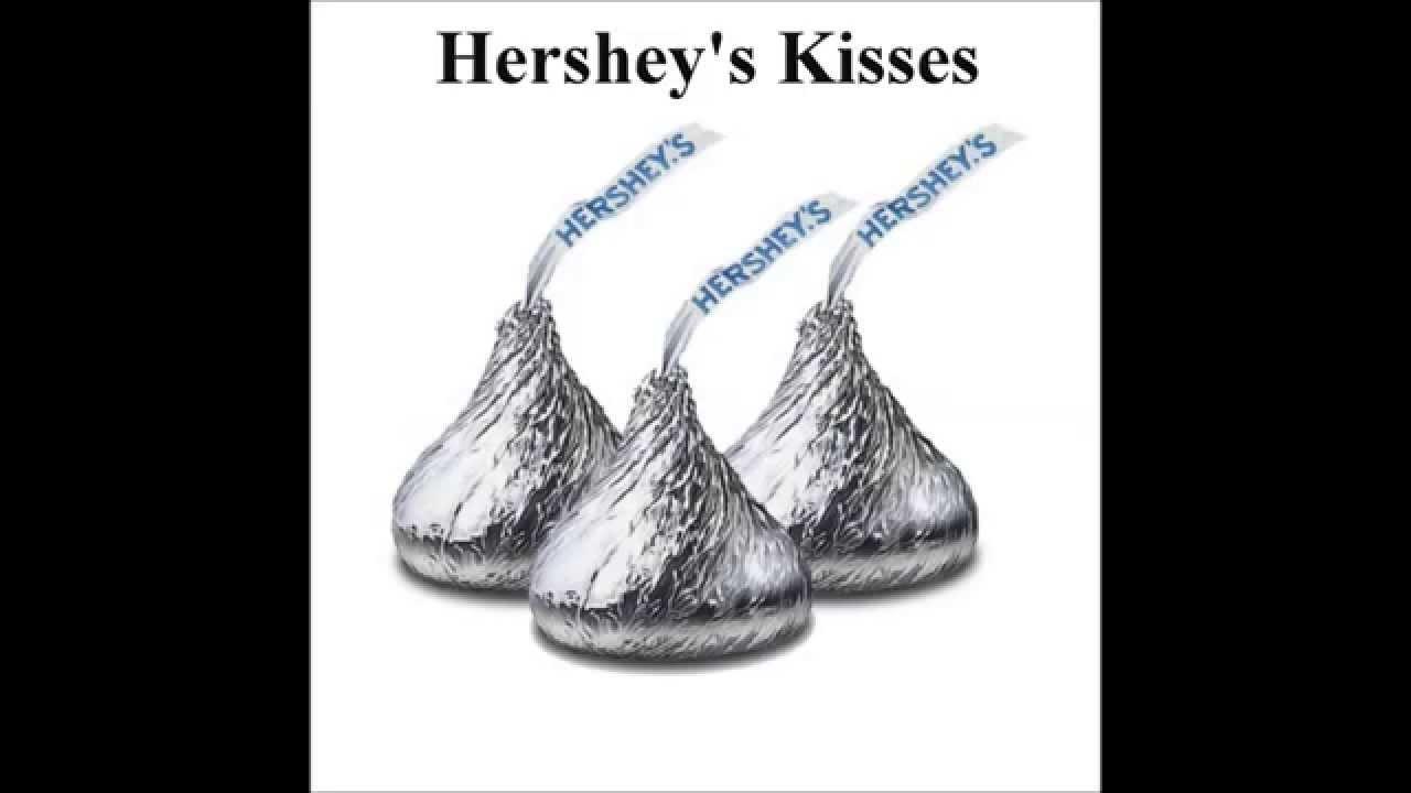 Little Hershey Kisses Song HD YouTube