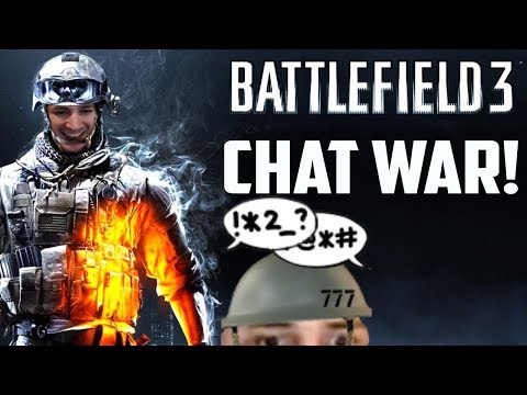 XQc Plays Battlefield 3 Campaign While Chat Has A War!