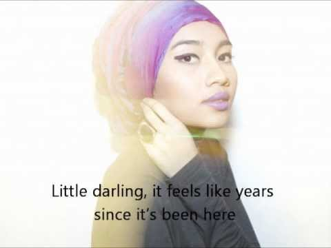Yuna - Here Comes The Sun (lyrics)
