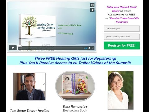 Healing Cancer In This Century  Healing Cancer From The Inside Out! Healing Emotional Traumas