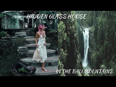 LUXURY MOUNTAIN HOUSE BALI // KINTAMANI AIRBNB TOUR