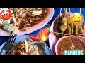 MUST Try & STRANGEST THAI STREET FOOD!🌶🔥😮 🦀 Bangkok