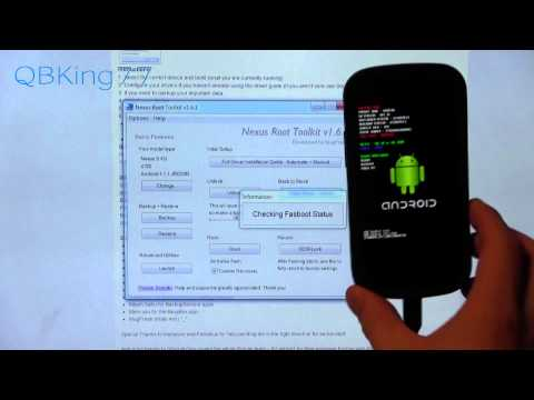 How to Unroot/Unbrick the Samsung Nexus S (4G) - Latest