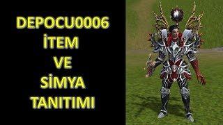 İTEM VE SİMYA TANITIMI Metin2 Tr Depocu0006