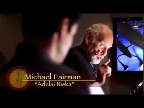 Firefly Online: The Cast Returns - Michael Fairman As Adelai Niska
