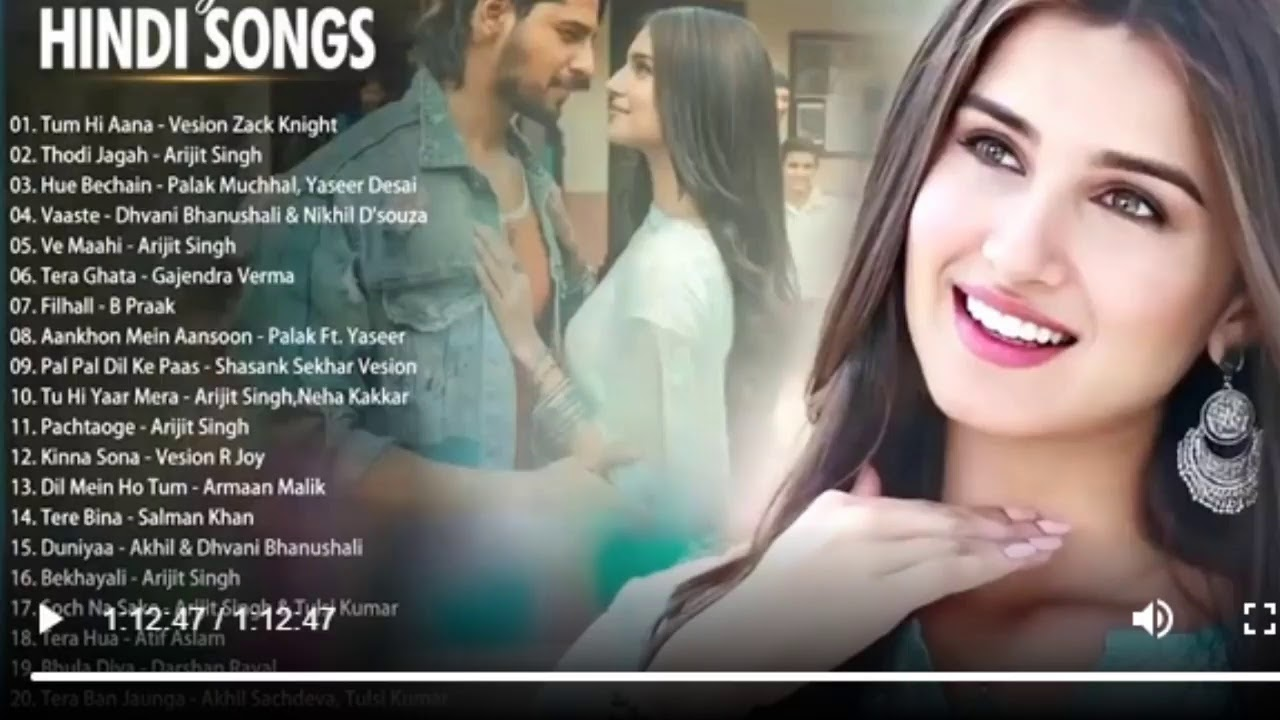 New Hindi Songs 2020 H January Top Bollywood Songs Romantic 2020 January Best Indian Songs 2020 Youtube All latest, upbeat hindi song collection is now available online. youtube