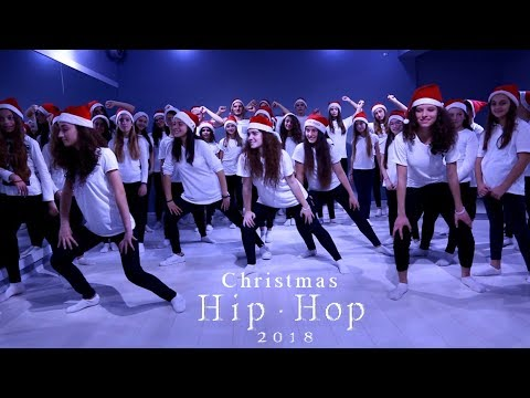 Christmas Dance - Hip - Hop Choreography - Jingle Bells 2018