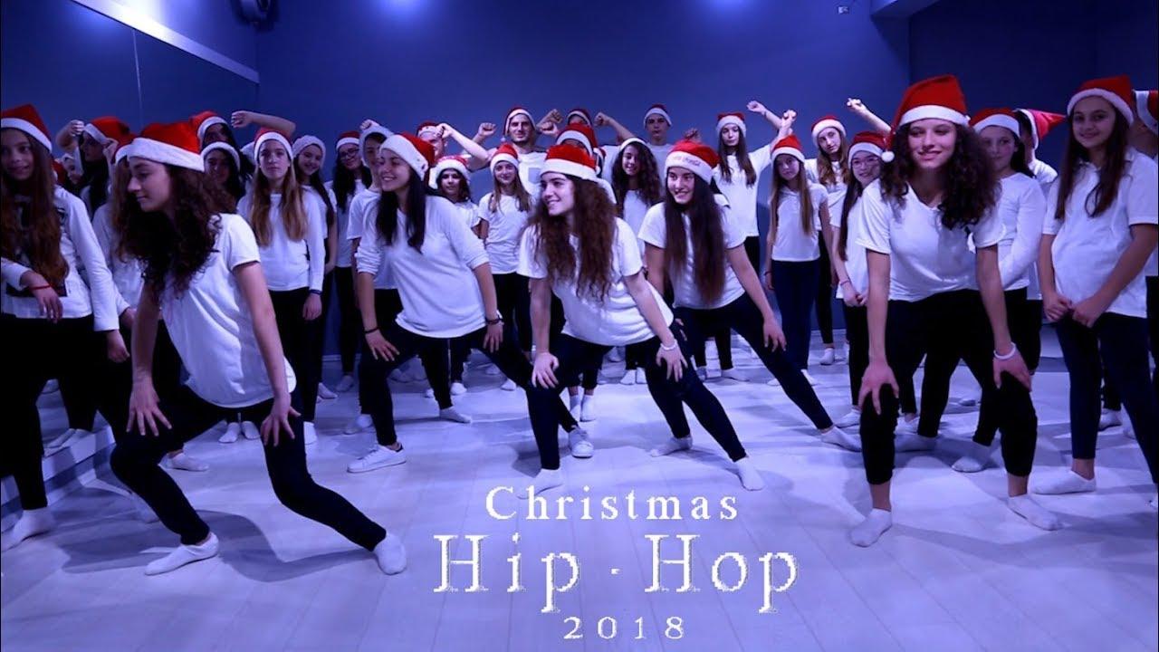Christmas Dance - Hip - Hop choreography - Jingle Bells 2018 - YouTube