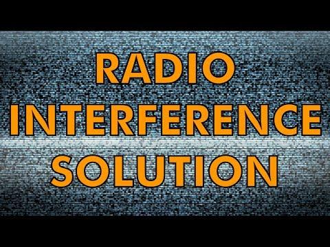 LED Radio Interference Solution