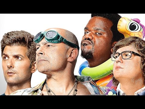 HOT TUB TIME MACHINE 2 Trailer Deutsch German & Kritik Review (2015)