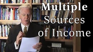 Multiple Sources of Income - Bob Proctor