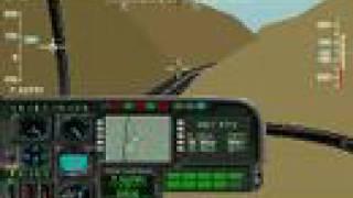 Gunship 2000 (DOS) - Demo