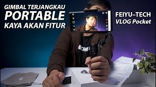 Feiyu VLOG Pocket Handheld Gimbal - RESMI