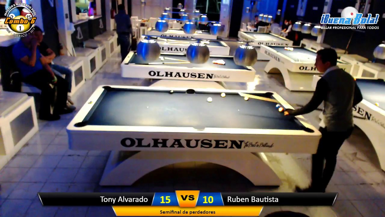 Marco Alvarado Trujillo vs Ruben Bautista Escalera / Invitacional ...