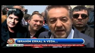 ibrahim Erkal Vefat Etti Cenaze Töreni Bir Değerli Sanatçiyi Daha Kaybettik Tümü izle-15.3.2017
