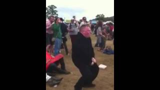 Old Guy Dances Rave