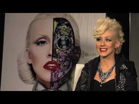"Christina Aguilera - BIONIC Track By Track - ""Glam"""