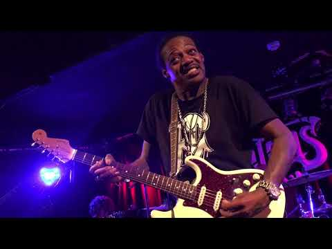Eric Gales - Little Wing - Dublin Whelan's 2017