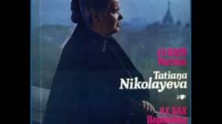 Bach: Ouverture française BWV 831 - 5. Sarabande - Tatiana Nikolayeva [45/48]