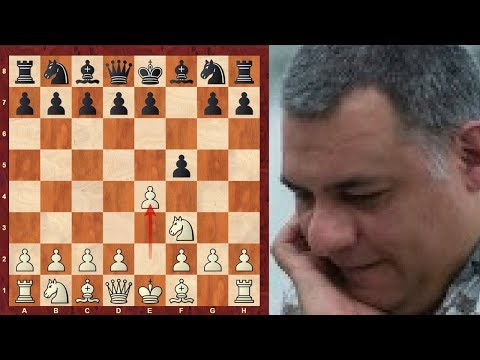 Kingscrusher OTB notable game - White vs Wittman in Lisitsyn gambit vs Dutch Defence