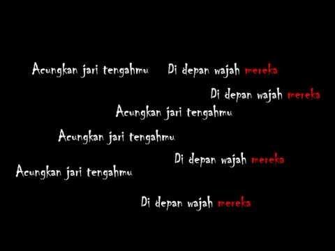 Captain Jack-Pengkhianat video lirik (created by A