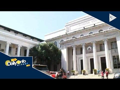 Martial Law Extension, Pinagtibay Ng SC