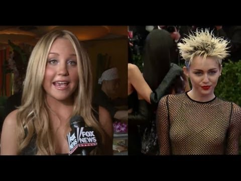 Amanda Bynes Apologizes to Miley Cyrus, Listen to Miley's Radio Interview!