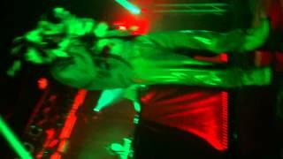 Marsimoto Indianer GREEN TOUR 2012 Köln Live Music Hall