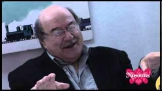 """Antonio Skármeta presenta """"Un padre de película"""""""