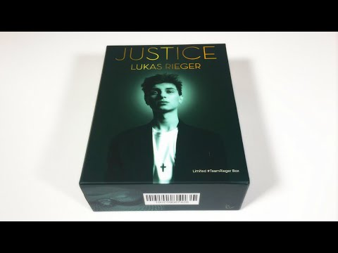 Lukas Rieger - Justice Box Unboxing Mp3