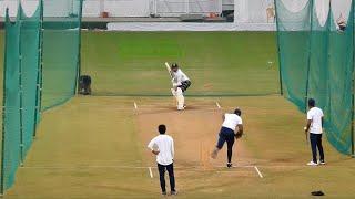 When Shubman Gill and Hanuma Vihari batted against the pink ball