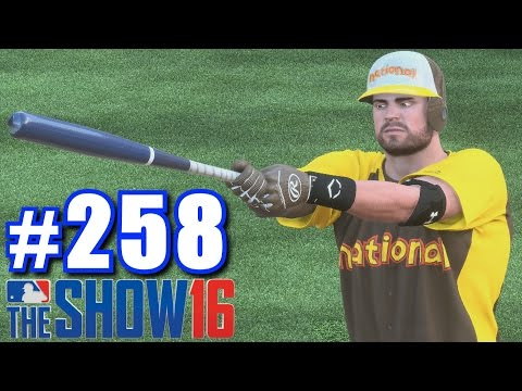 2018 ALL-STAR GAME! | MLB The Show 16 | Road to the Show #258