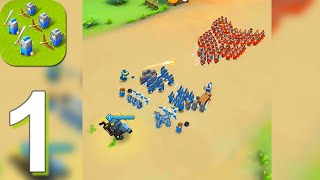 Art of War: Legions - Gameplay Walkthrough Part 1 (Android,iOS) screenshot 2