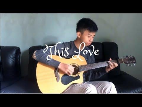 (Davichi) This Love - Irfan Maulana Fingerstyle Guitar Cover - Descendants of the Sun OST