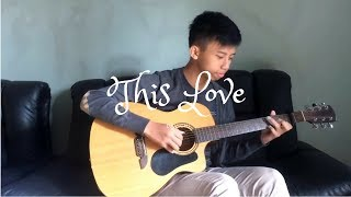 (Davichi) This Love - Irfan Maulana Fingerstyle Guitar Cover - Descendants of the Sun OST