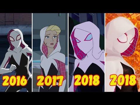 Эволюция Гвен-Паука (2016-2018)