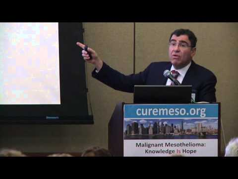 The Role of Surgery in Malignant Pleural Mesothelioma - Harvey Pass, MD