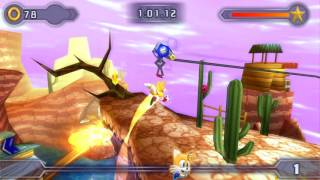 Sonic Rivals 2 (PSP) All Cups