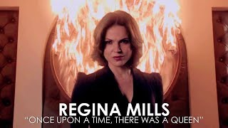 "Regina Mills - ""Once upon a time, there was a queen"" (THGC)"