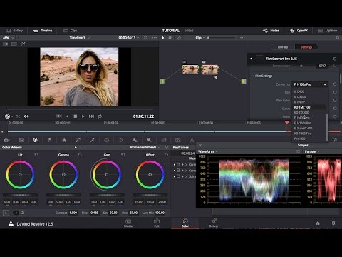How I edit and grade my videos! Davinci Resolve basic tutorial with iPhone footage