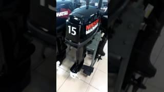 видео Лодочный мотор Ниссан Марин 15 л.с. технические характеристики, отзывы, цена, фото