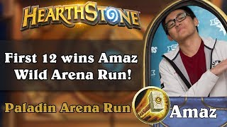 First 12 wins Amaz Wild Arena Run!
