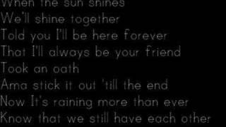 Rihanna Ft Jay-Z Umbrella With Lyrics