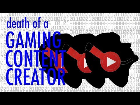 The Death of Original Gaming Content on Youtube